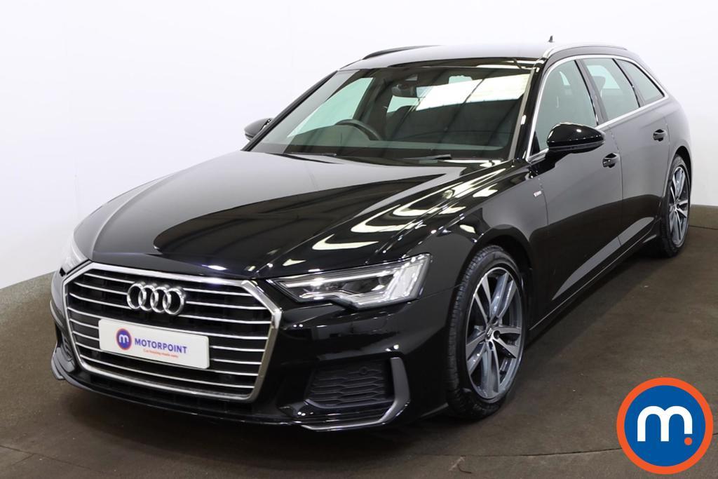 Audi A6 40 TDI S Line 5dr S Tronic - Stock Number 1191875 Passenger side front corner