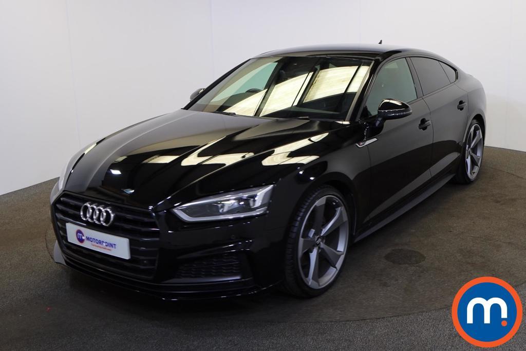 Audi A5 35 TFSI Black Edition 5dr S Tronic - Stock Number 1191917 Passenger side front corner