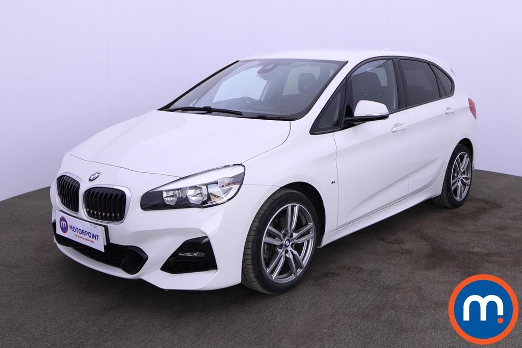 BMW 2 Series 220i M Sport 5dr DCT - Stock Number 1192977 Passenger side front corner