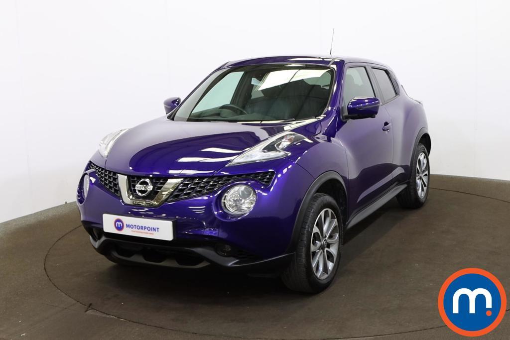 Nissan Juke 1.6 [112] Tekna 5dr CVT [Bose] - Stock Number 1178397 Passenger side front corner