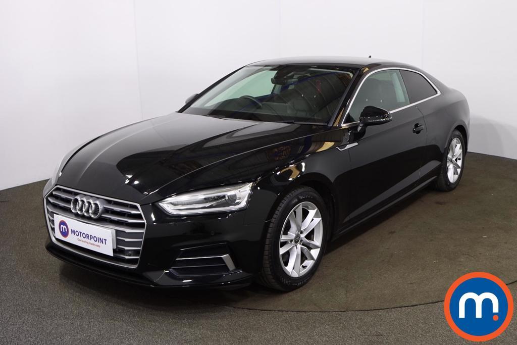 Audi A5 1.4 TFSI Sport 2dr S Tronic [Tech Pack] - Stock Number 1189162 Passenger side front corner