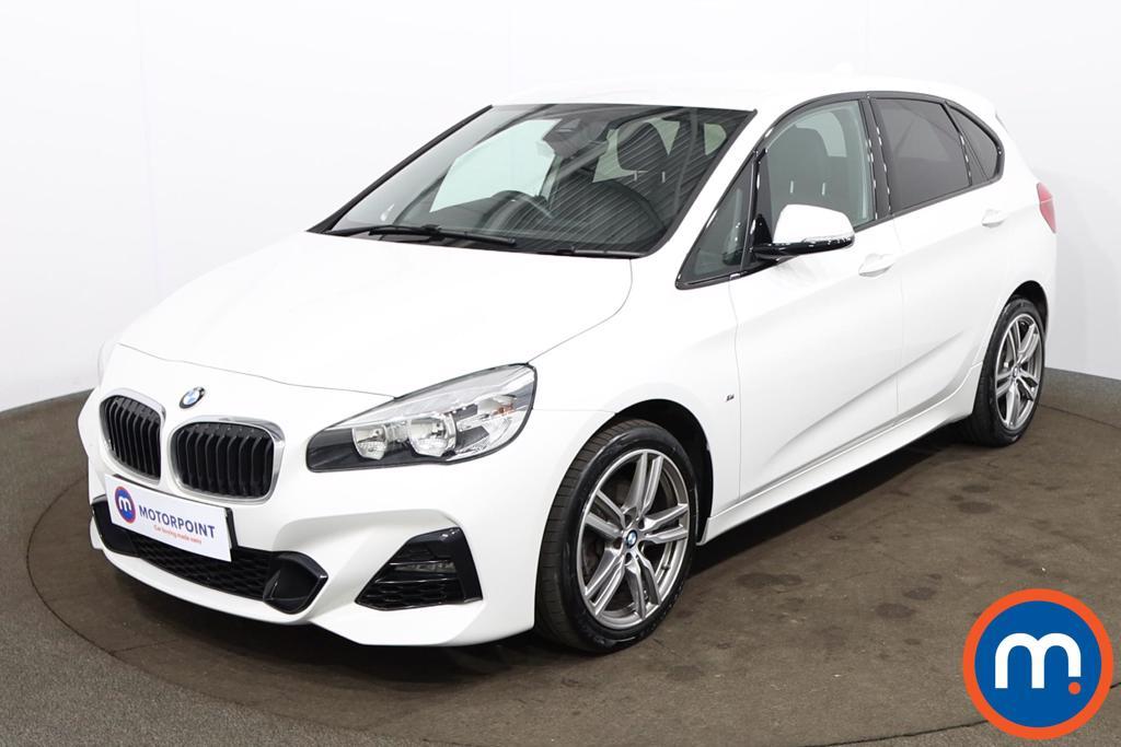 BMW 2 Series 220i M Sport 5dr DCT - Stock Number 1193330 Passenger side front corner