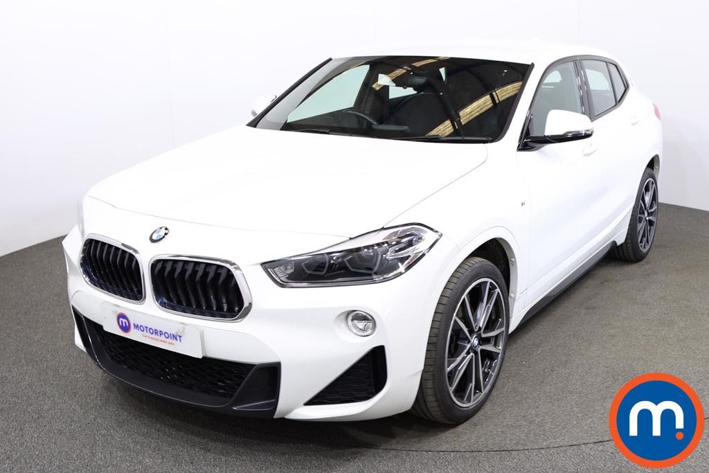 BMW X2 sDrive 18d M Sport 5dr - Stock Number 1193470 Passenger side front corner