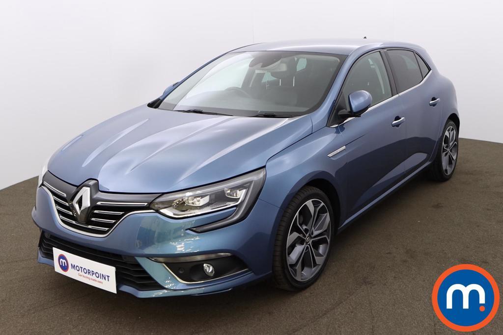 Renault Megane 1.2 TCE Signature Nav 5dr - Stock Number 1193970 Passenger side front corner
