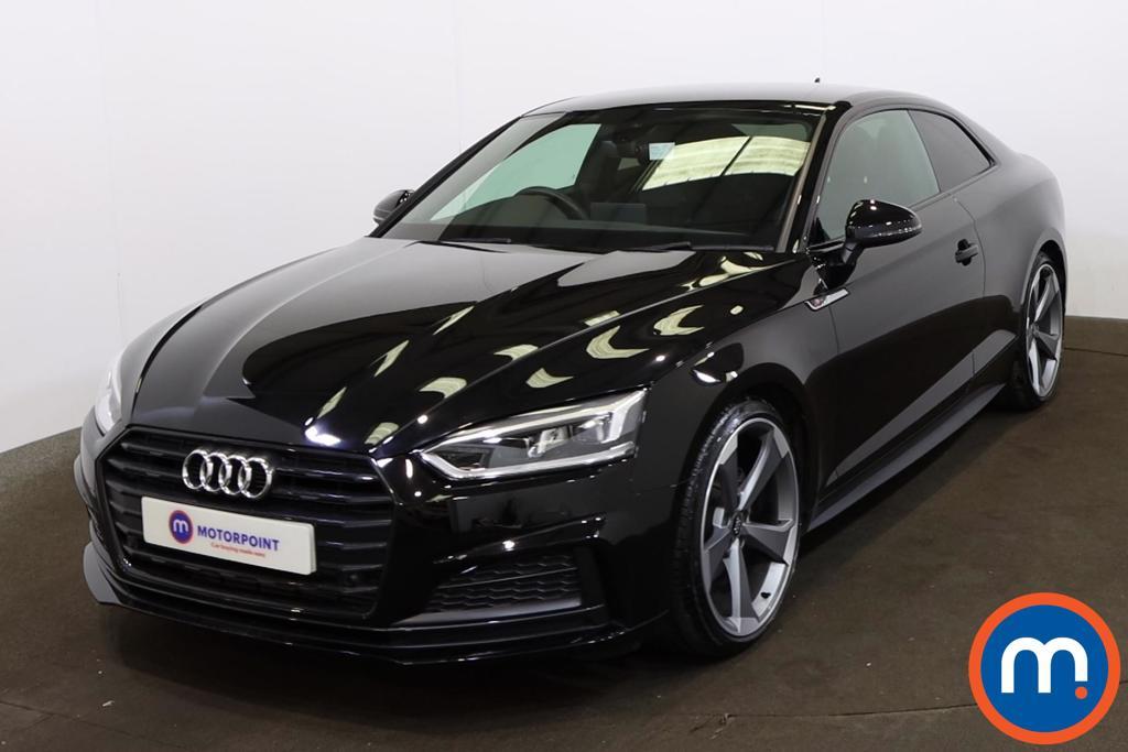 Audi A5 40 TFSI Black Edition 2dr S Tronic - Stock Number 1194064 Passenger side front corner