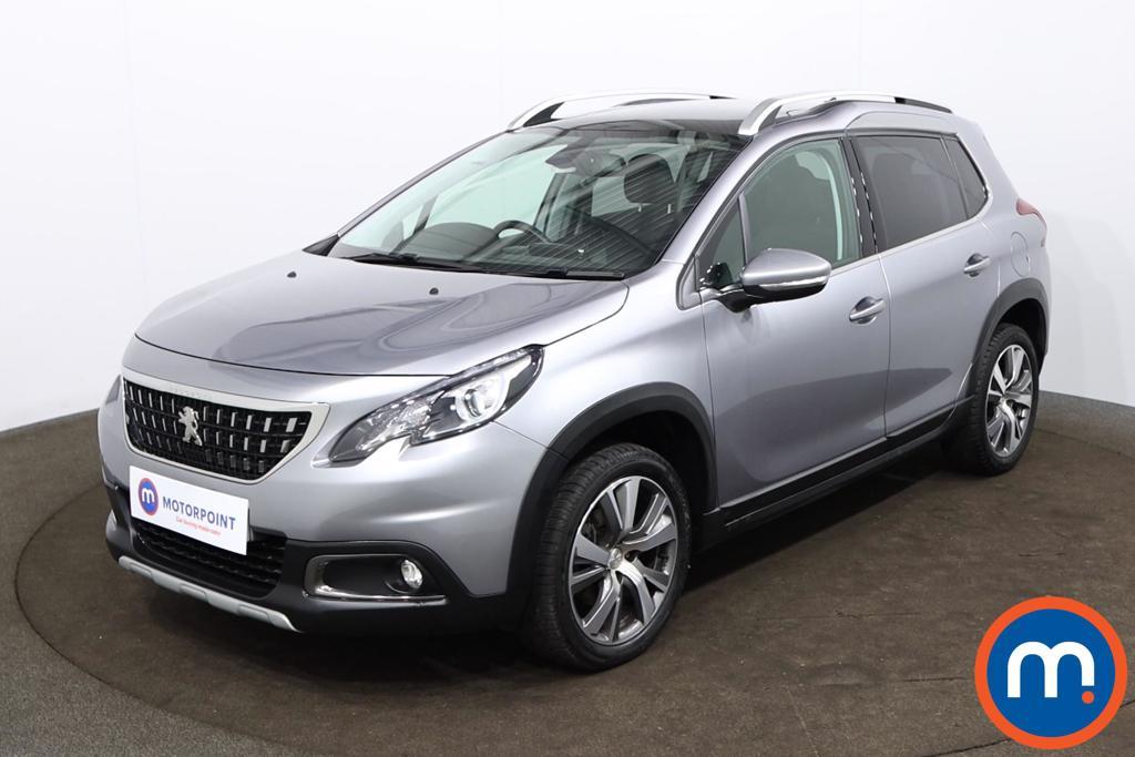 Peugeot 2008 1.2 PureTech 110 Allure Premium 5dr - Stock Number 1184259 Passenger side front corner