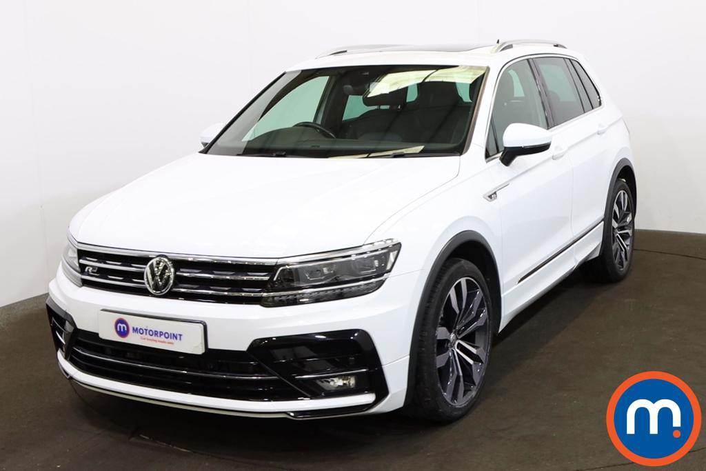 Volkswagen Tiguan 2.0 TDi 150 R-Line 5dr - Stock Number 1190148 Passenger side front corner