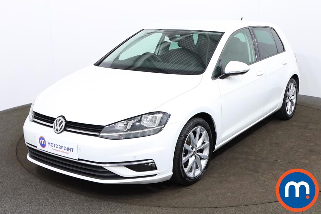 Volkswagen Golf 1.5 TSI EVO 150 GT 5dr DSG - Stock Number 1190865 Passenger side front corner