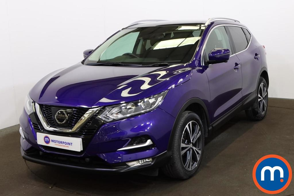 Nissan Qashqai 1.5 dCi N-Connecta [Glass Roof Pack] 5dr - Stock Number 1193194 Passenger side front corner