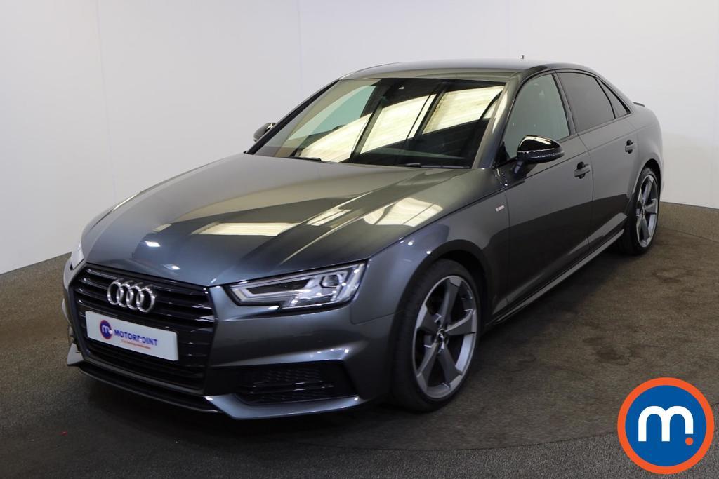 Audi A4 2.0T FSI Black Edition 4dr S Tronic [Tech Pack] - Stock Number 1193883 Passenger side front corner