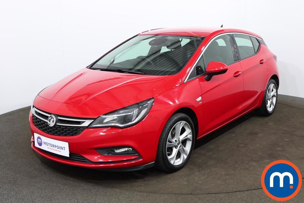 Vauxhall Astra 1.0T ecoTEC SRi Nav 5dr - Stock Number 1193961 Passenger side front corner