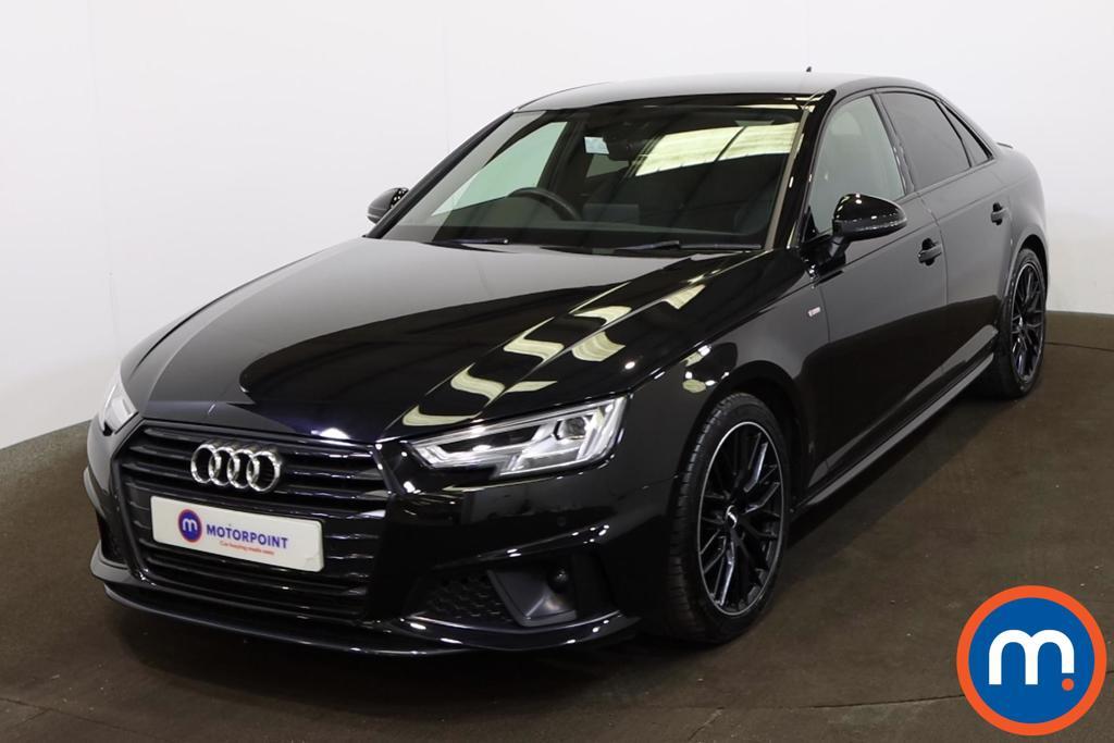 Audi A4 35 TFSI Black Edition 4dr S Tronic - Stock Number 1194052 Passenger side front corner