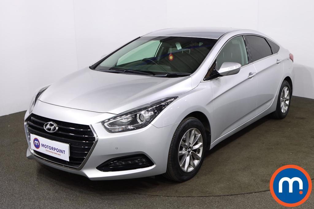 Hyundai I40 1.7 CRDi Blue Drive SE Nav 4dr - Stock Number 1191144 Passenger side front corner