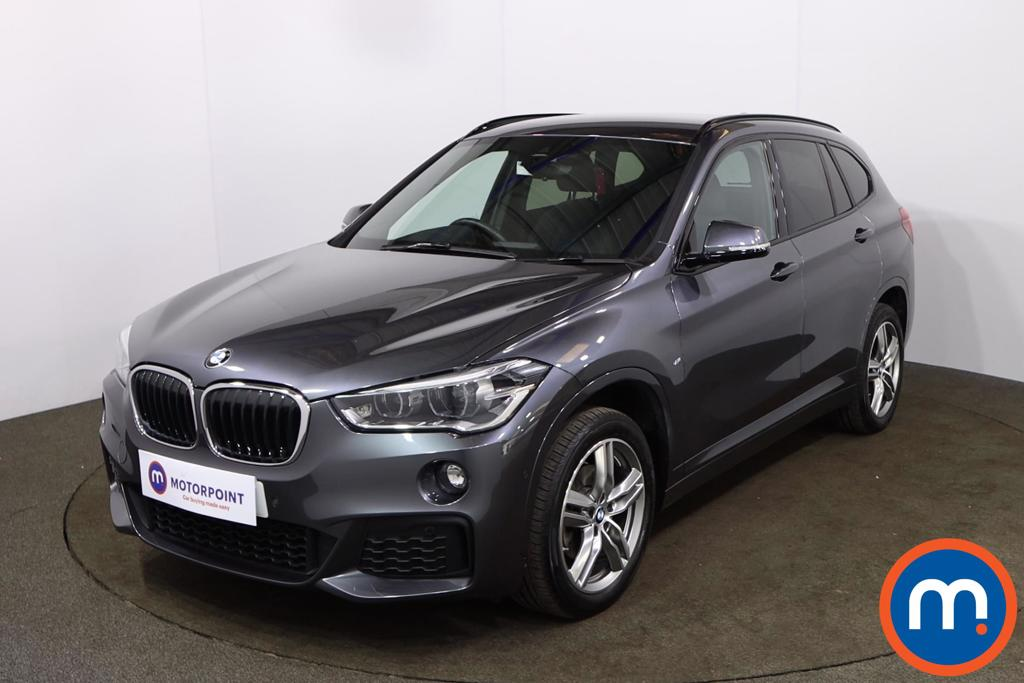 BMW X1 xDrive 18d M Sport 5dr Step Auto - Stock Number 1195250 Passenger side front corner
