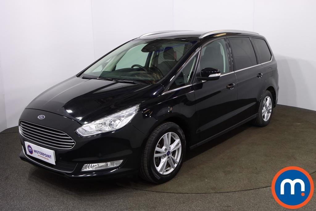 Ford Galaxy 2.0 EcoBlue 150 Titanium 5dr Auto - Stock Number 1188163 Passenger side front corner