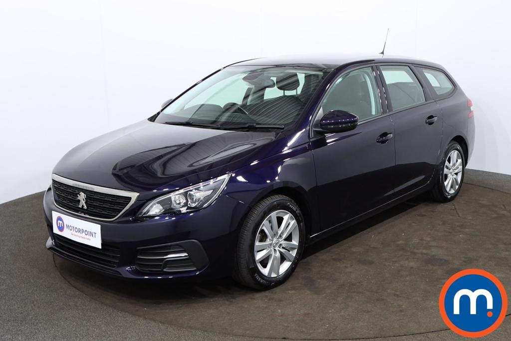 Peugeot 308 1.5 BlueHDi 130 Active 5dr - Stock Number 1194800 Passenger side front corner