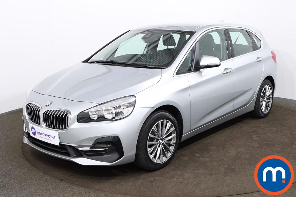 BMW 2 Series 220d xDrive Luxury 5dr Step Auto - Stock Number 1195239 Passenger side front corner