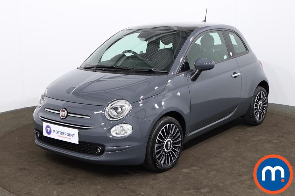 Fiat 500 1.0 Mild Hybrid Launch Edition 3dr - Stock Number 1193130 Passenger side front corner