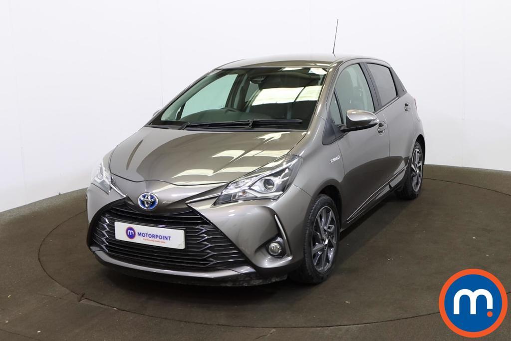 Toyota Yaris 1.5 Hybrid Y20 5dr CVT [Mono-tone] - Stock Number 1193248 Passenger side front corner