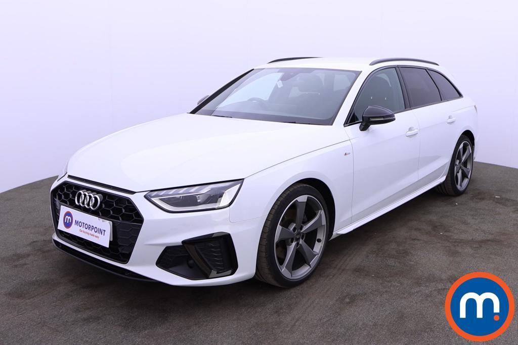 Audi A4 35 TDI Black Edition 5dr S Tronic - Stock Number 1188151 Passenger side front corner
