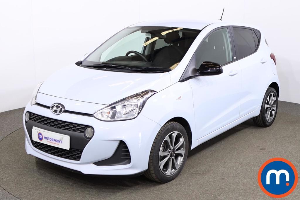 Hyundai I10 1.0 Play 5dr - Stock Number 1188702 Passenger side front corner