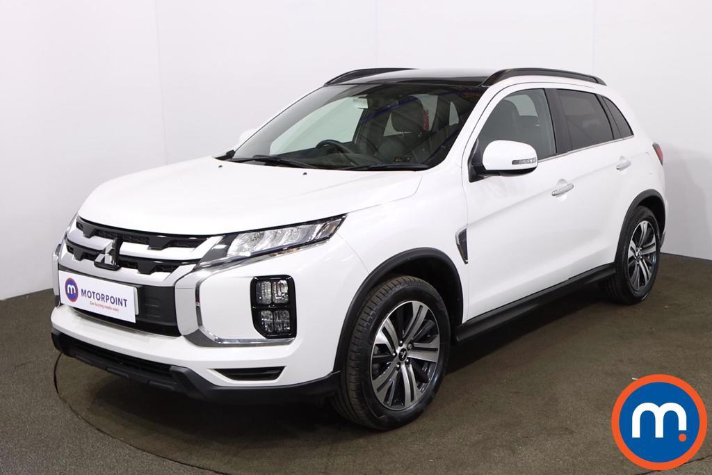 Mitsubishi ASX 2.0 Exceed 5dr CVT 4WD - Stock Number 1192641 Passenger side front corner