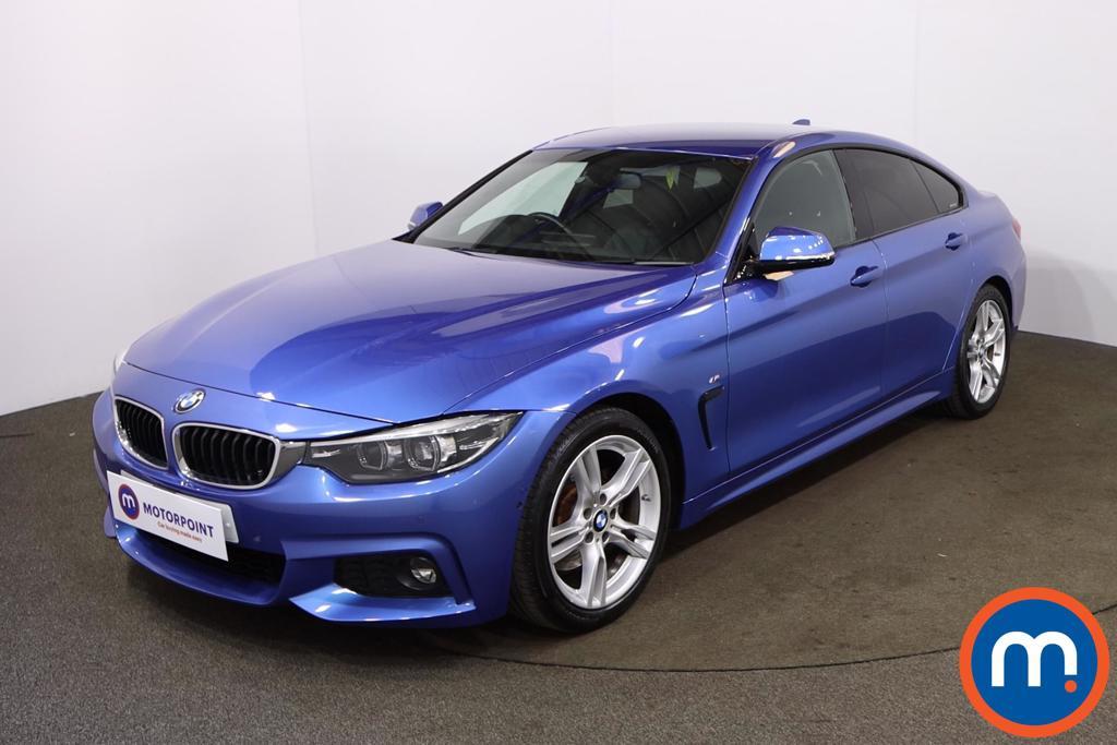BMW 4 Series 430i M Sport 5dr Auto [Professional Media] - Stock Number 1194255 Passenger side front corner
