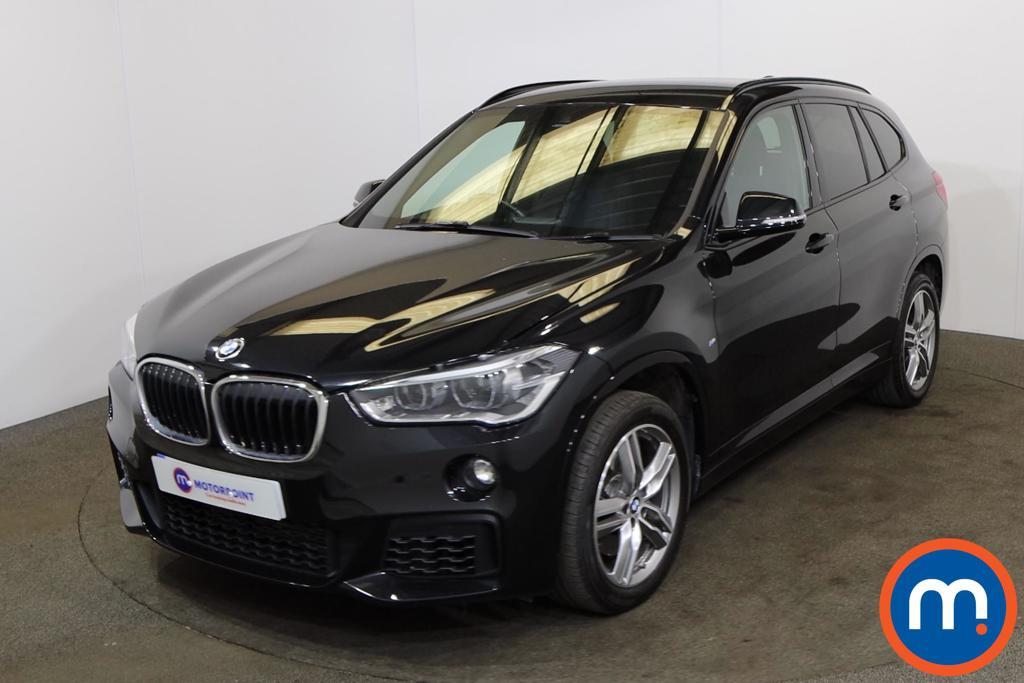 BMW X1 sDrive 20i M Sport 5dr Step Auto - Stock Number 1195791 Passenger side front corner