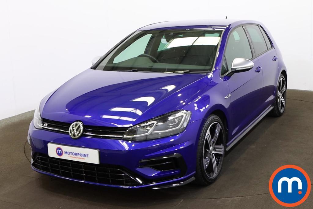 Volkswagen Golf 2.0 TSI 300 R 5dr 4MOTION DSG - Stock Number 1196423 Passenger side front corner