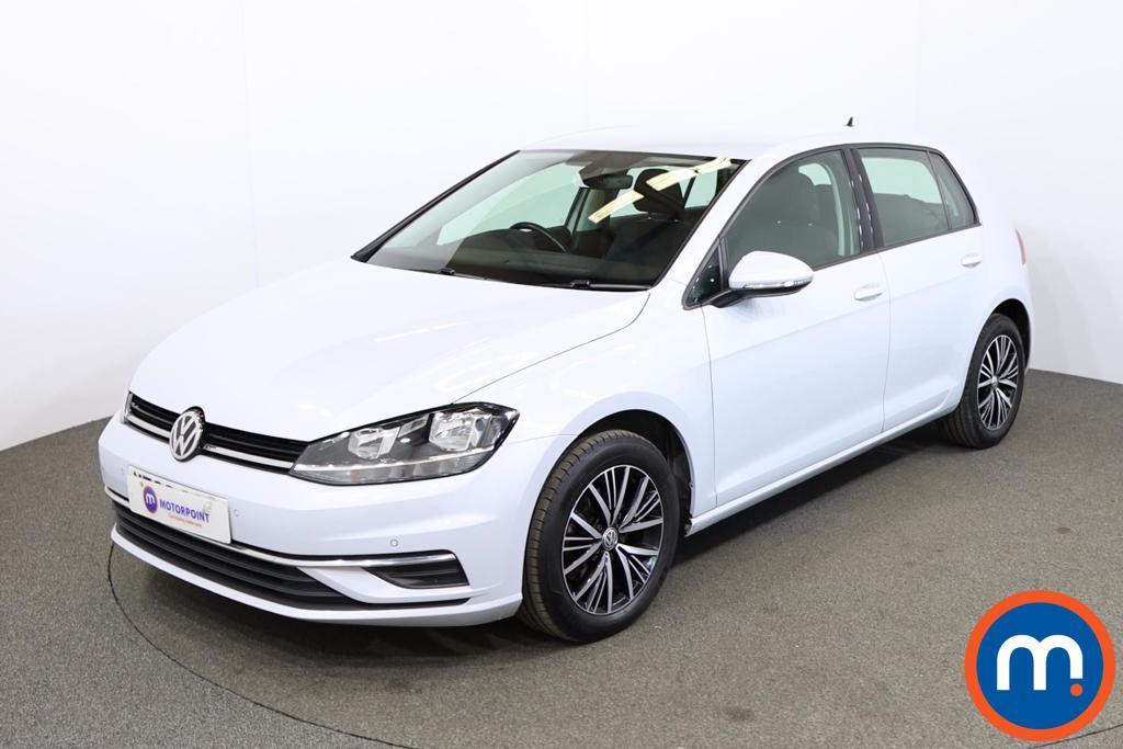 Volkswagen Golf 1.6 TDI SE [Nav] 5dr - Stock Number 1183362 Passenger side front corner