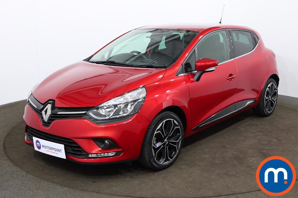 Renault Clio 0.9 TCE 90 Iconic 5dr - Stock Number 1192224 Passenger side front corner