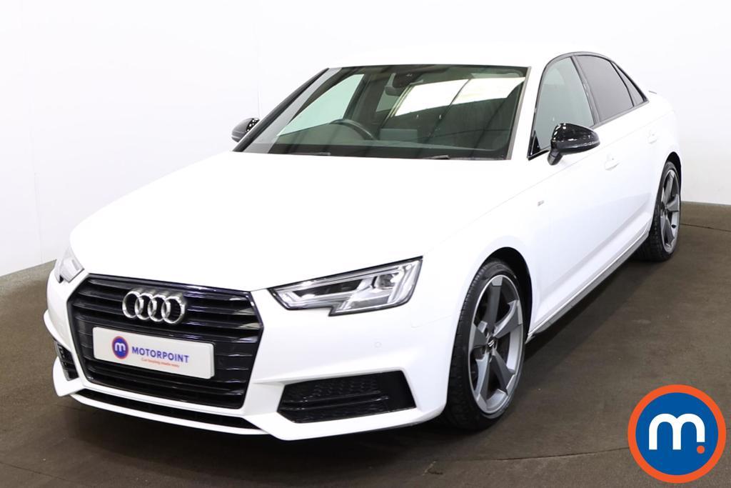 Audi A4 1.4T FSI Black Edition 4dr - Stock Number 1192945 Passenger side front corner