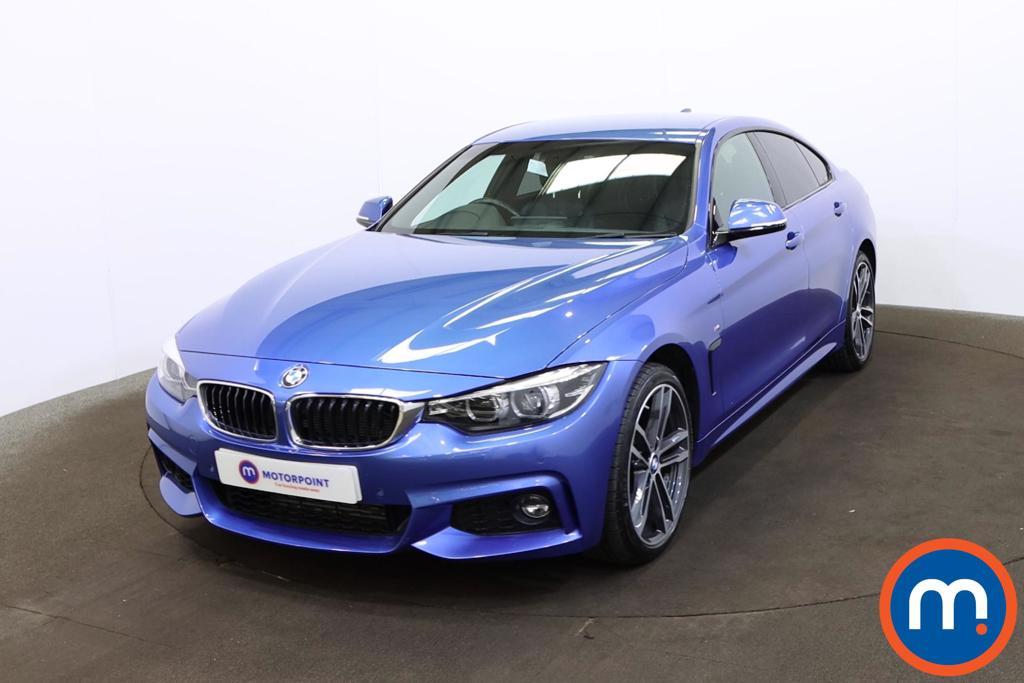 BMW 4 Series 435d xDrive M Sport 5dr Auto [Professional Media] - Stock Number 1193394 Passenger side front corner
