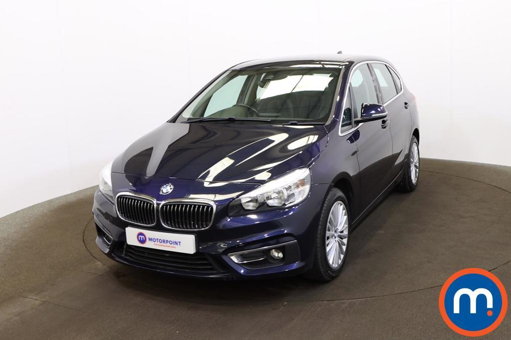BMW 2 Series 218d Luxury 5dr [Nav] - Stock Number 1193592 Passenger side front corner