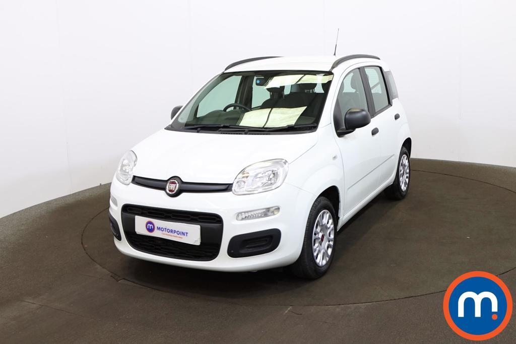 Fiat Panda 1.2 Easy 5dr - Stock Number 1194798 Passenger side front corner
