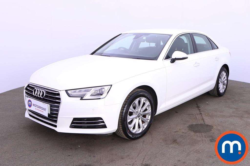 Audi A4 1.4T FSI SE 4dr - Stock Number 1188751 Passenger side front corner