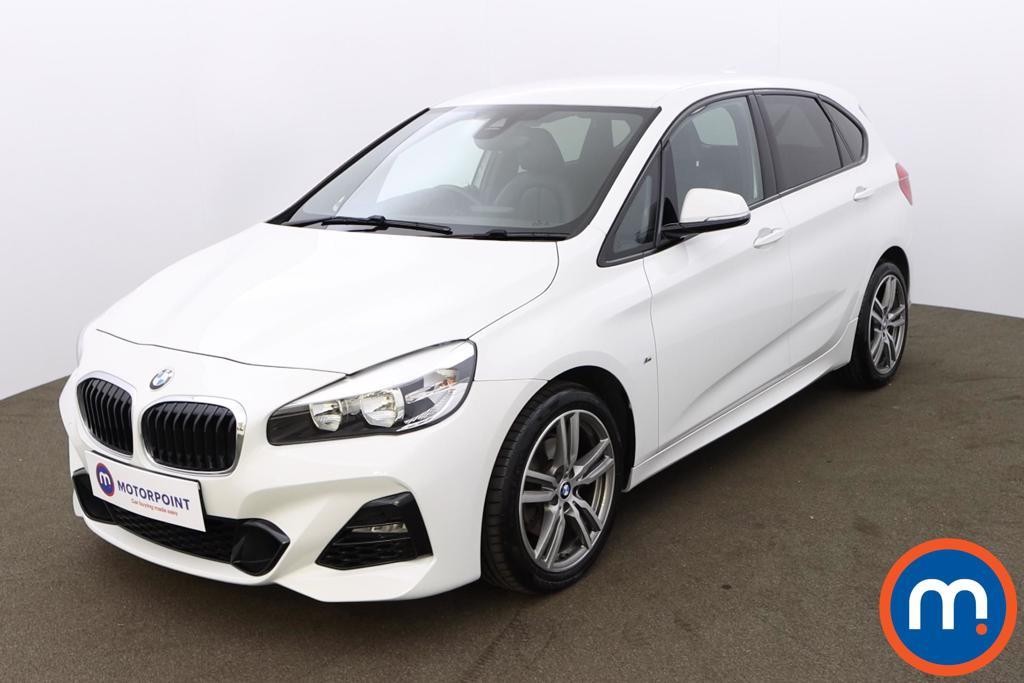 BMW 2 Series 220i M Sport 5dr DCT - Stock Number 1192880 Passenger side front corner