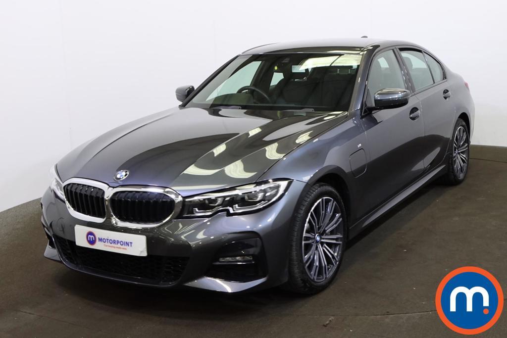 BMW 3 Series 330e M Sport 4dr Auto - Stock Number 1195251 Passenger side front corner