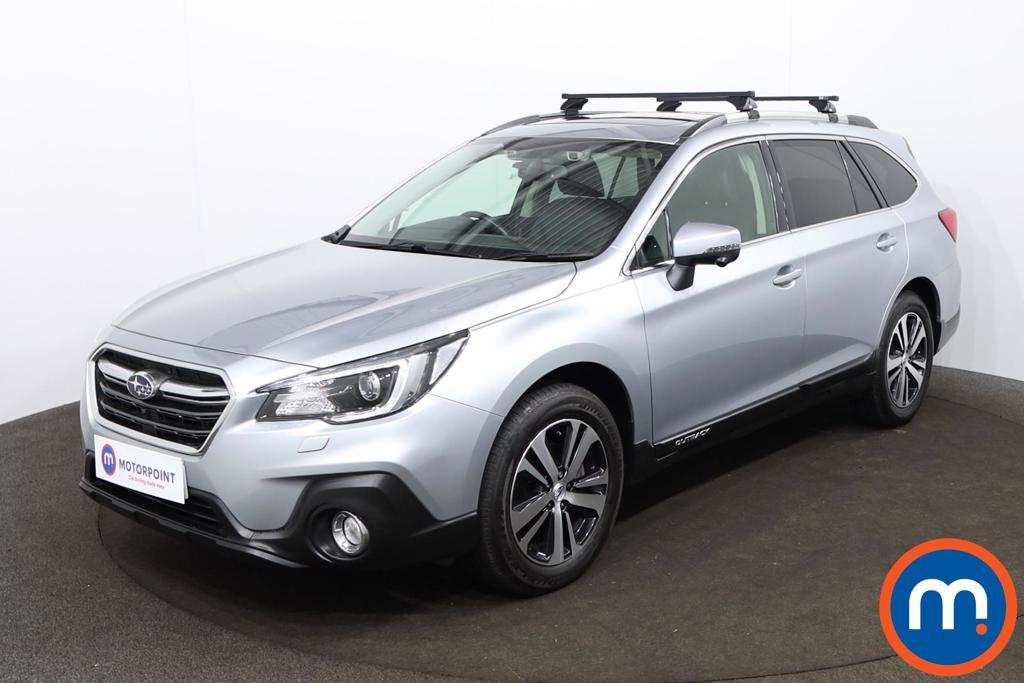 Subaru Outback 2.5i SE Premium 5dr Lineartronic - Stock Number 1186837 Passenger side front corner
