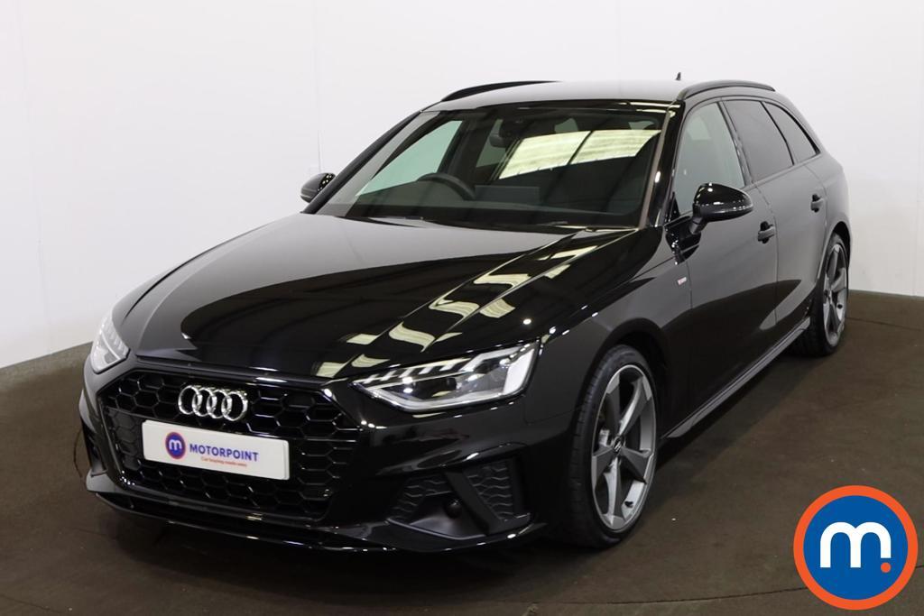 Audi A4 35 TDI Black Edition 5dr S Tronic - Stock Number 1188061 Passenger side front corner