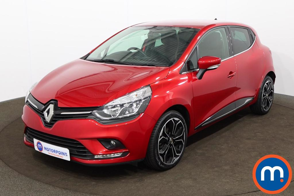 Renault Clio 0.9 TCE 90 Iconic 5dr - Stock Number 1192221 Passenger side front corner