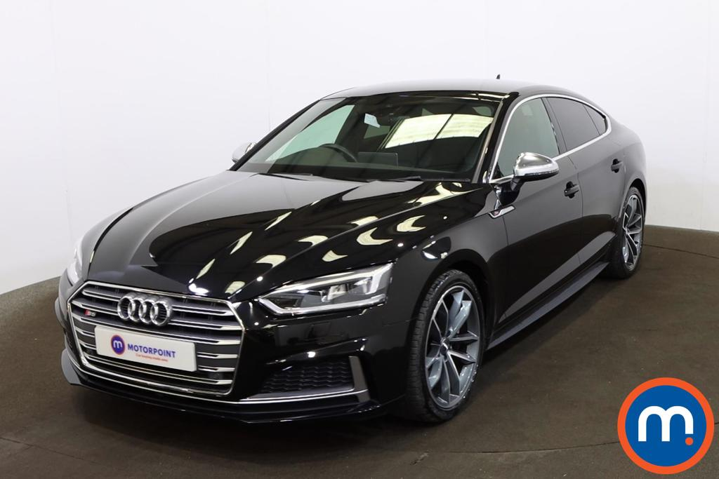 Audi A5 S5 Quattro 5dr Tiptronic - Stock Number 1194789 Passenger side front corner