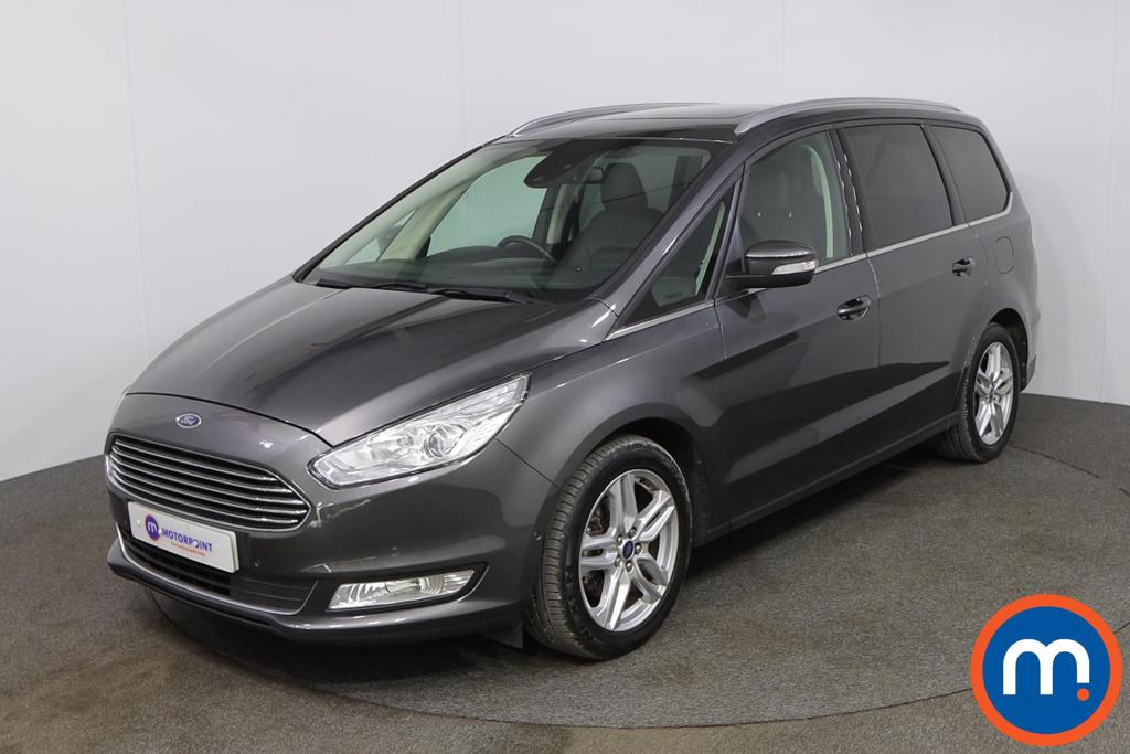 Ford Galaxy 2.0 EcoBlue 190 Titanium X 5dr Auto - Stock Number 1194922 Passenger side front corner