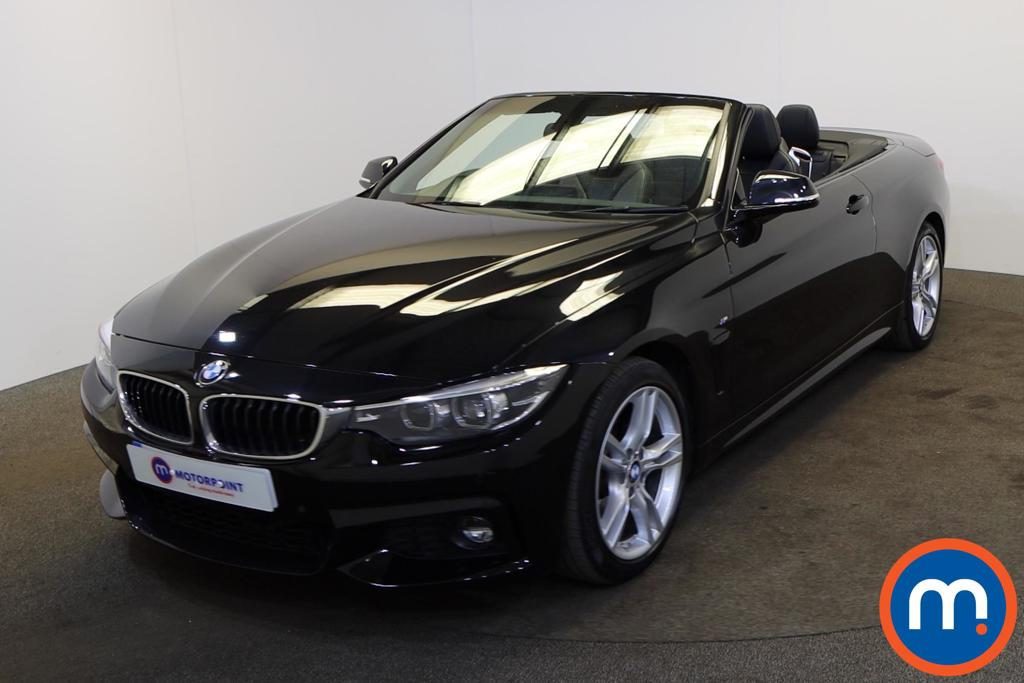 BMW 4 Series 420i M Sport 2dr Auto [Professional Media] - Stock Number 1195794 Passenger side front corner