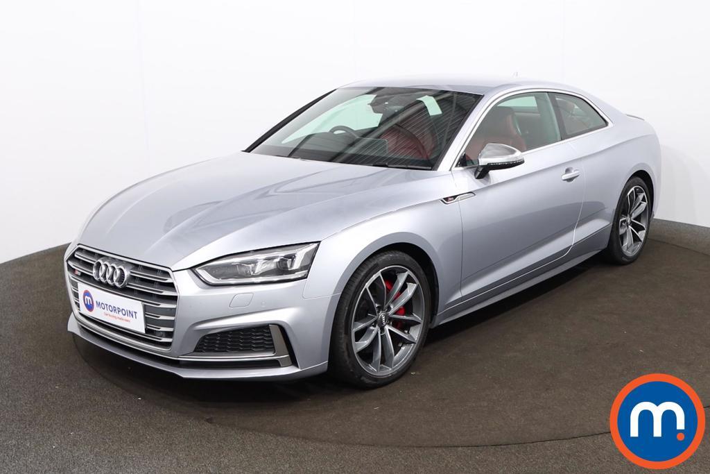 Audi A5 S5 Quattro 2dr Tiptronic - Stock Number 1196235 Passenger side front corner