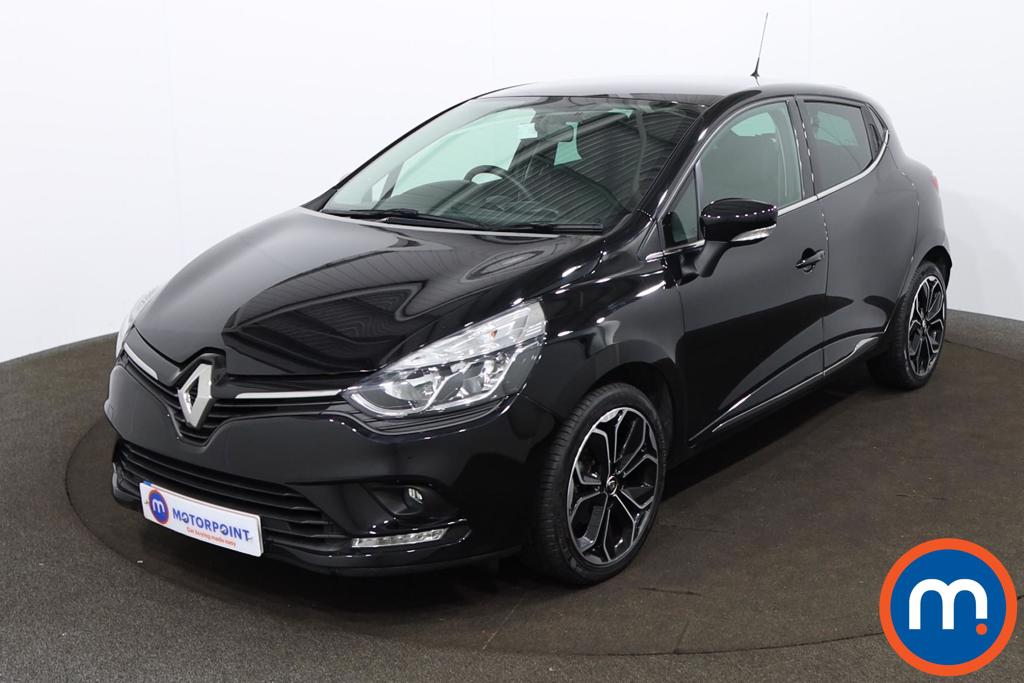 Renault Clio 0.9 TCE 90 Iconic 5dr - Stock Number 1197262 Passenger side front corner
