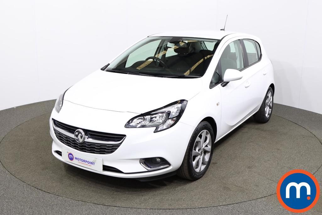 Vauxhall Corsa 1.4 SRi Nav 5dr - Stock Number 1188767 Passenger side front corner