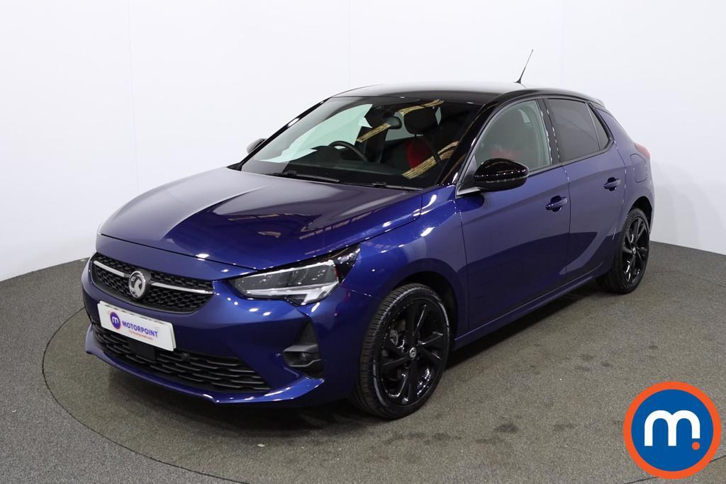 Vauxhall Corsa 1.2 Turbo SRi Nav Premium 5dr - Stock Number 1196100 Passenger side front corner