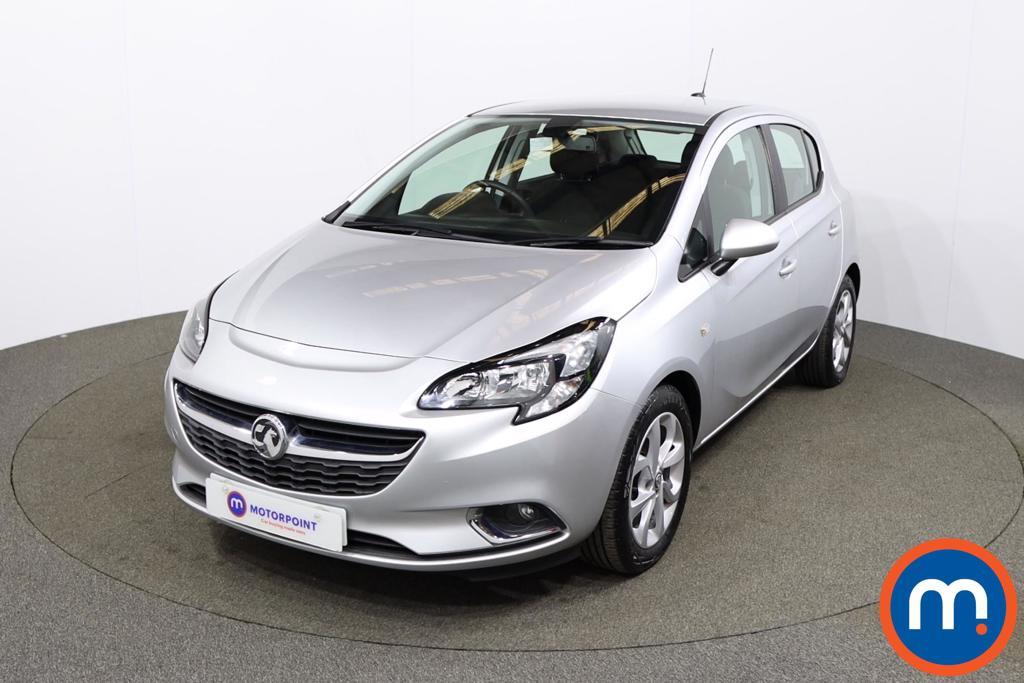 Vauxhall Corsa 1.4 SRi Nav 5dr - Stock Number 1197427 Passenger side front corner