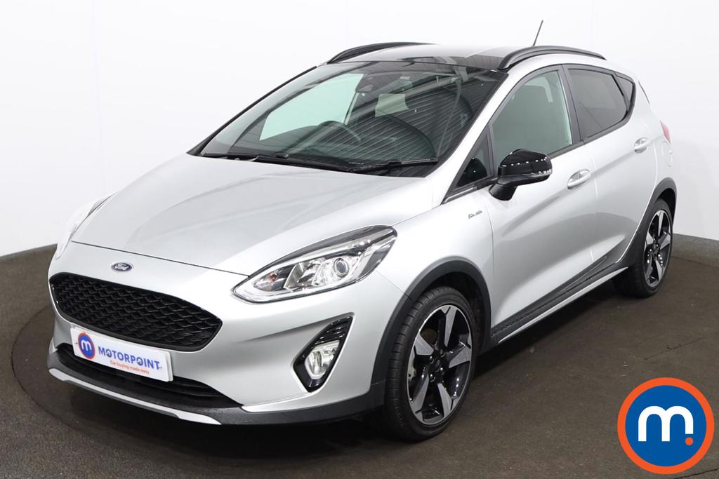 Ford Fiesta 1.0 EcoBoost Active B-PlusO Play 5dr - Stock Number 1194572 Passenger side front corner